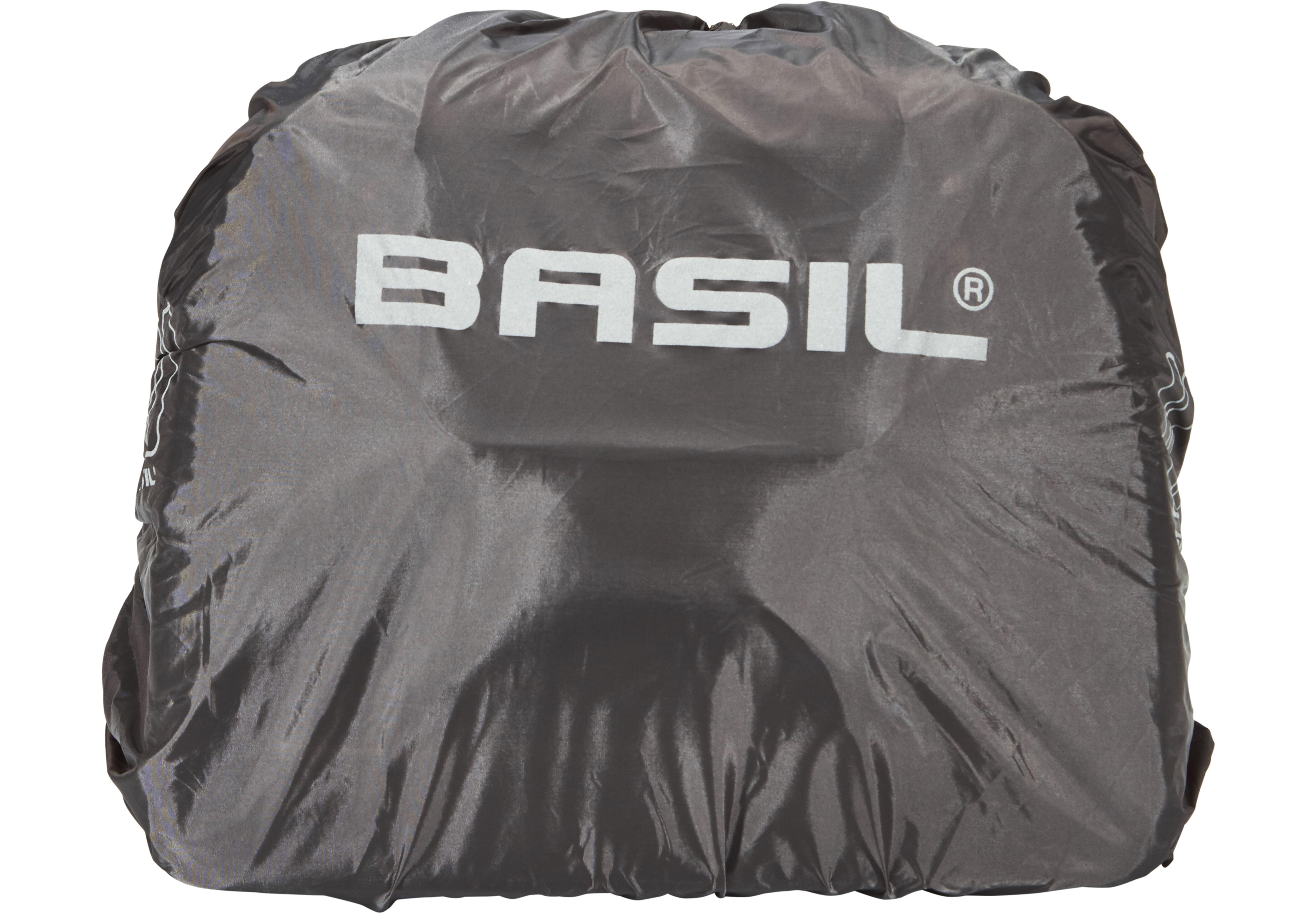 6fa63221792 Basil Portland Business - Bolsa bicicleta Mujer - 19l negro ...